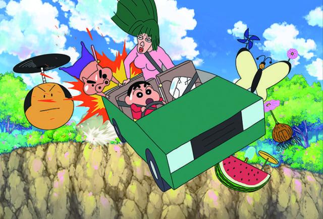映画クレヨノしんちゃん  激突!ラクガキングダムとほぼ四人の勇者